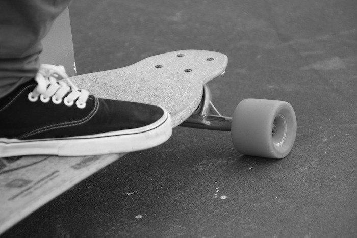 GriP antidérapant pour skate