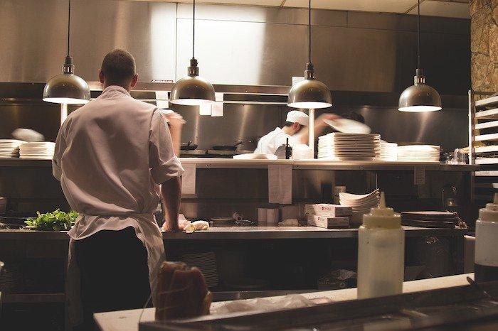 GriP antiglisse pour les cuisines collectives